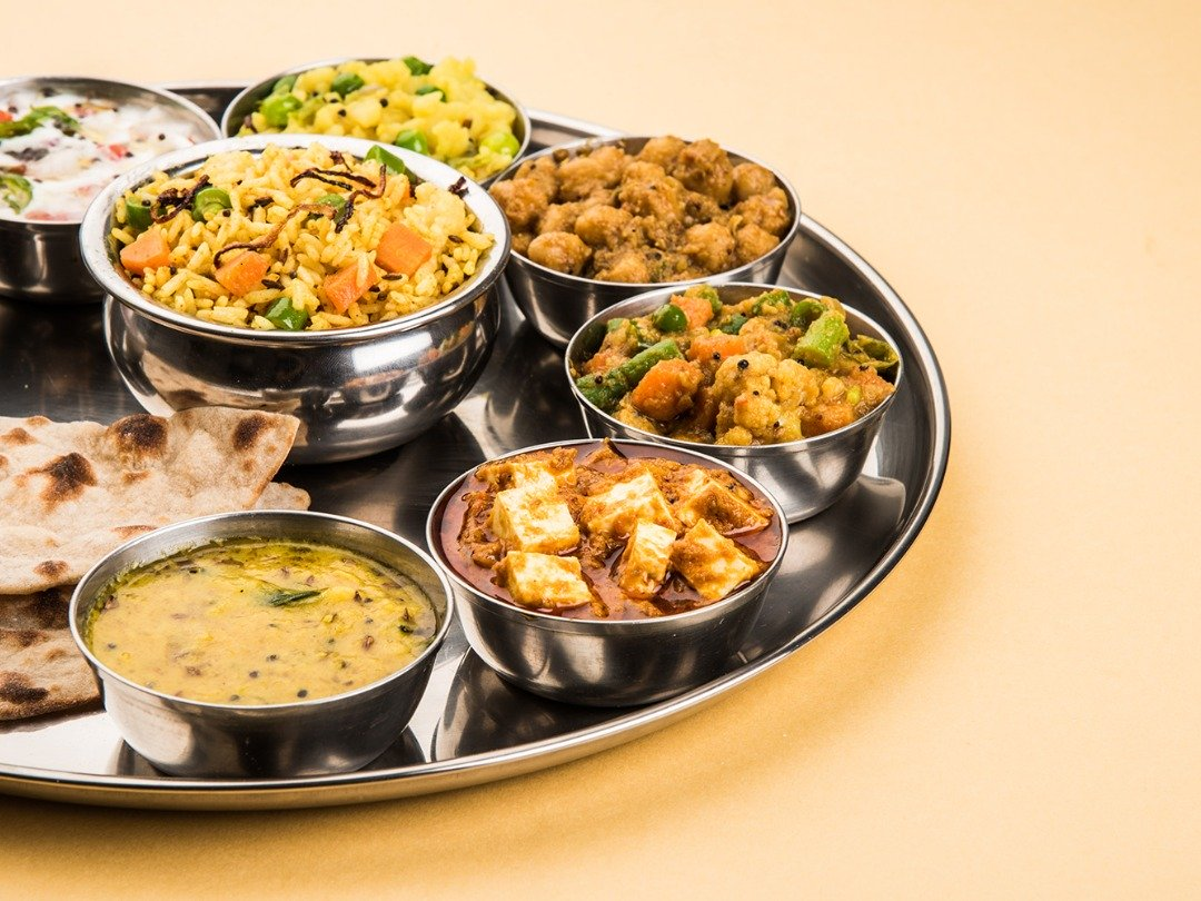 Have you tried our Thali dishes?